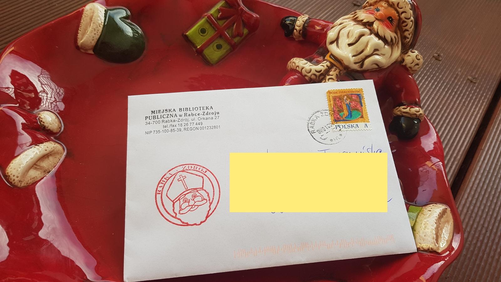 gdzie wysłać list do mikołaja