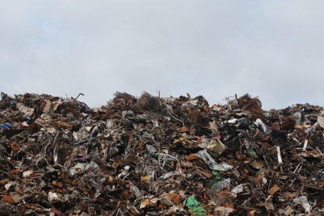jestem przerażony ile produkuję śmieci