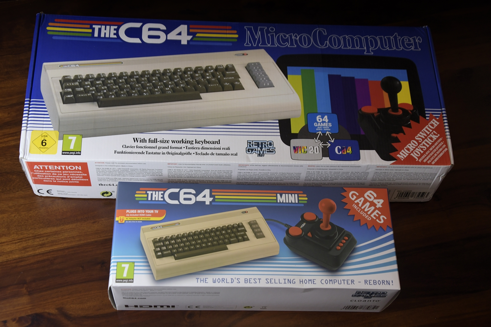 the c64 maxi opinia