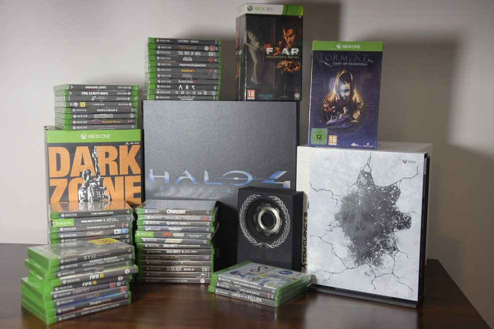 kolekcjonowanie gier to zbieractwo czy coś więcej