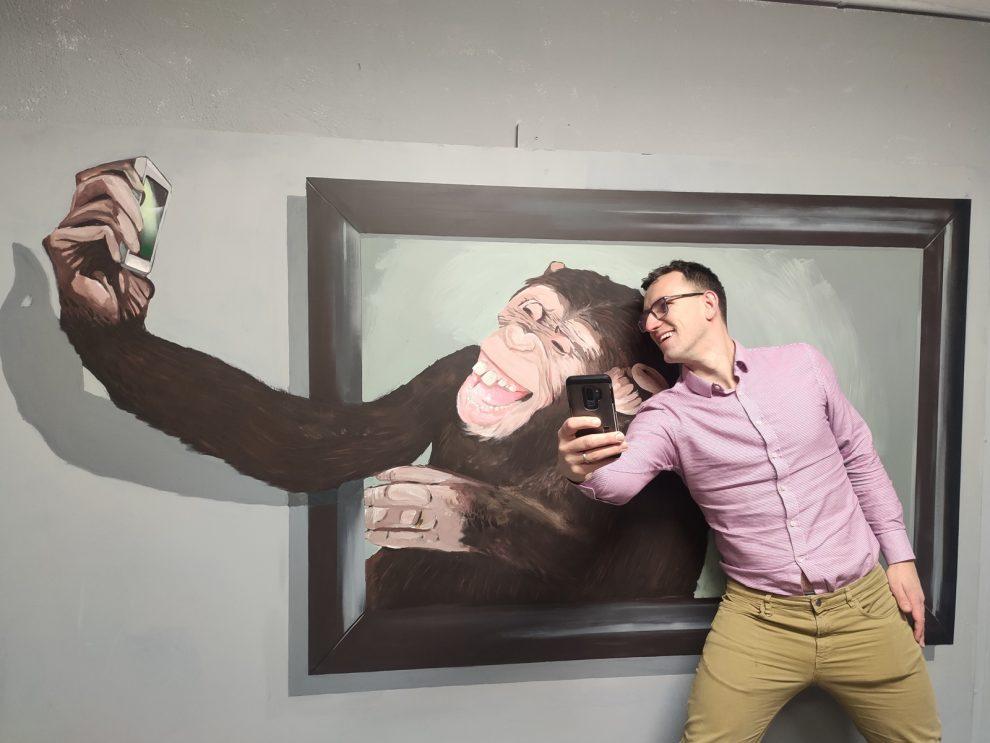 galeria iluzji 3d