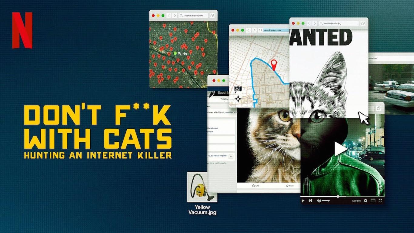 odwal się od kotów polowanie na internetowego mordercę