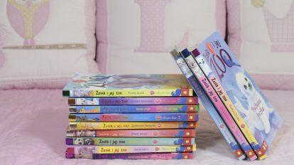 fajne książki dla dzieci 6-7
