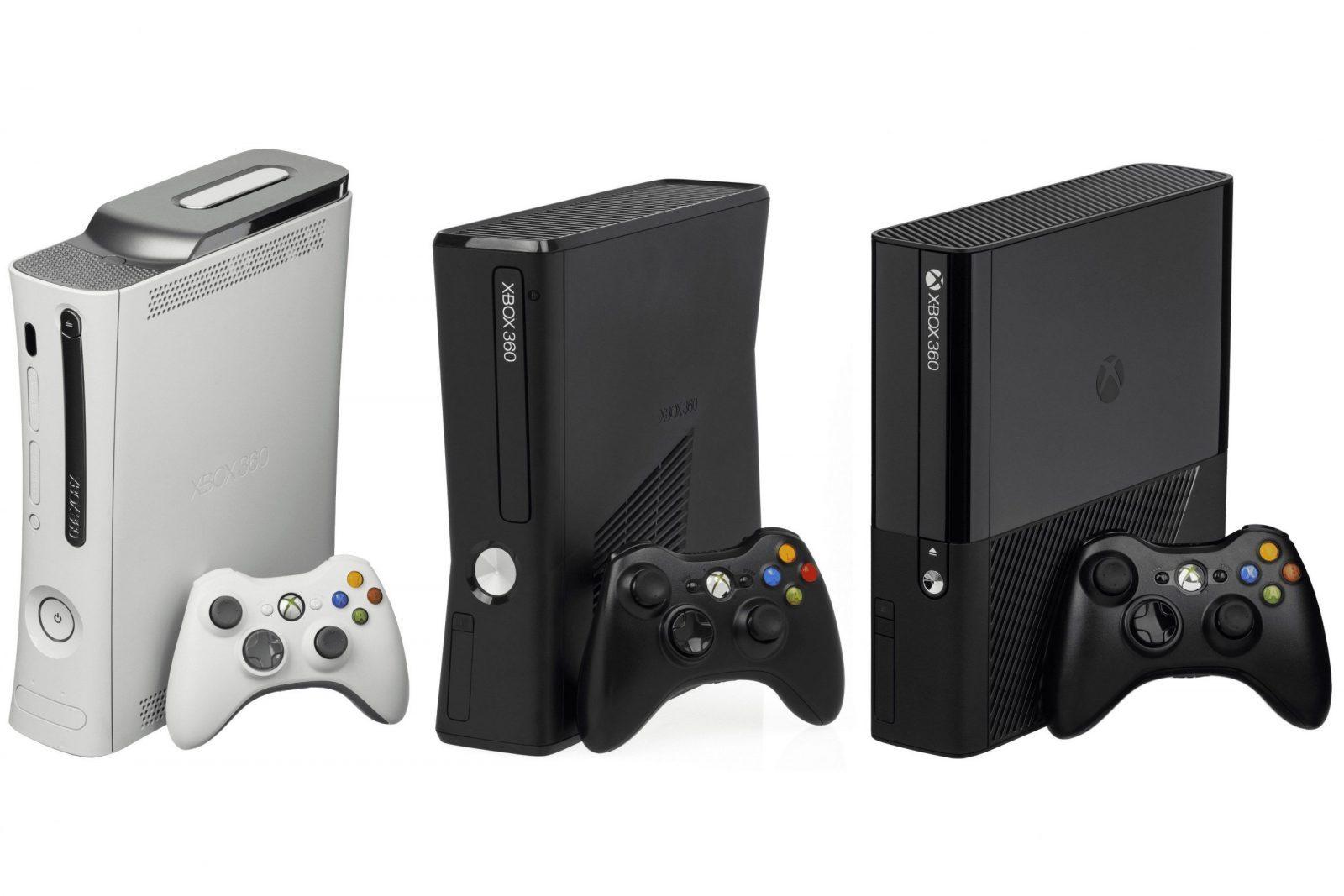Xbox 360 Konsoli