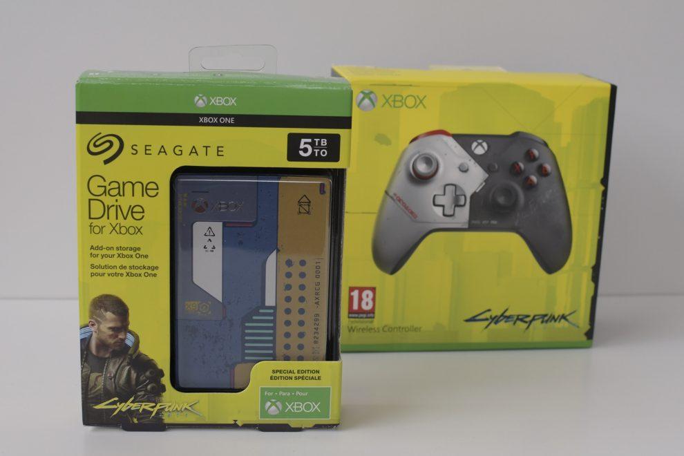 seagate game drive cyberpunk 2077