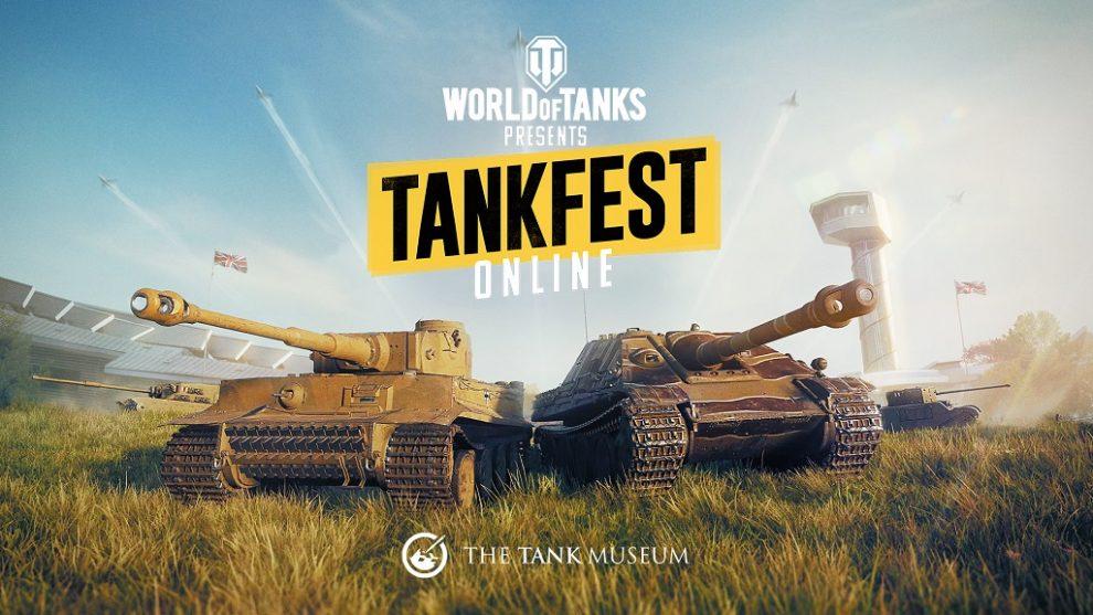 tankfest online 2020