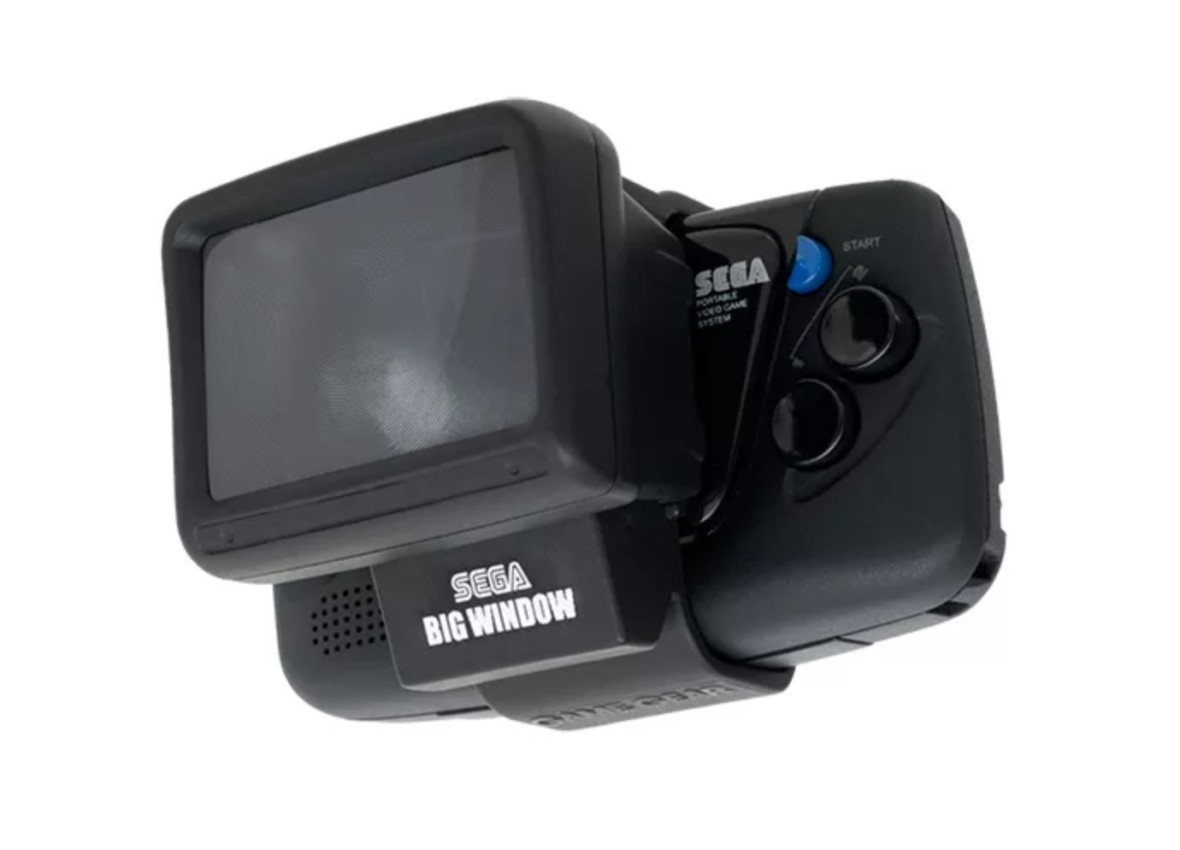 sega game gear mini