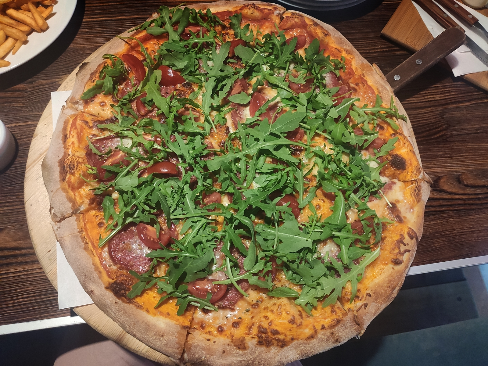 pizzeria na torach