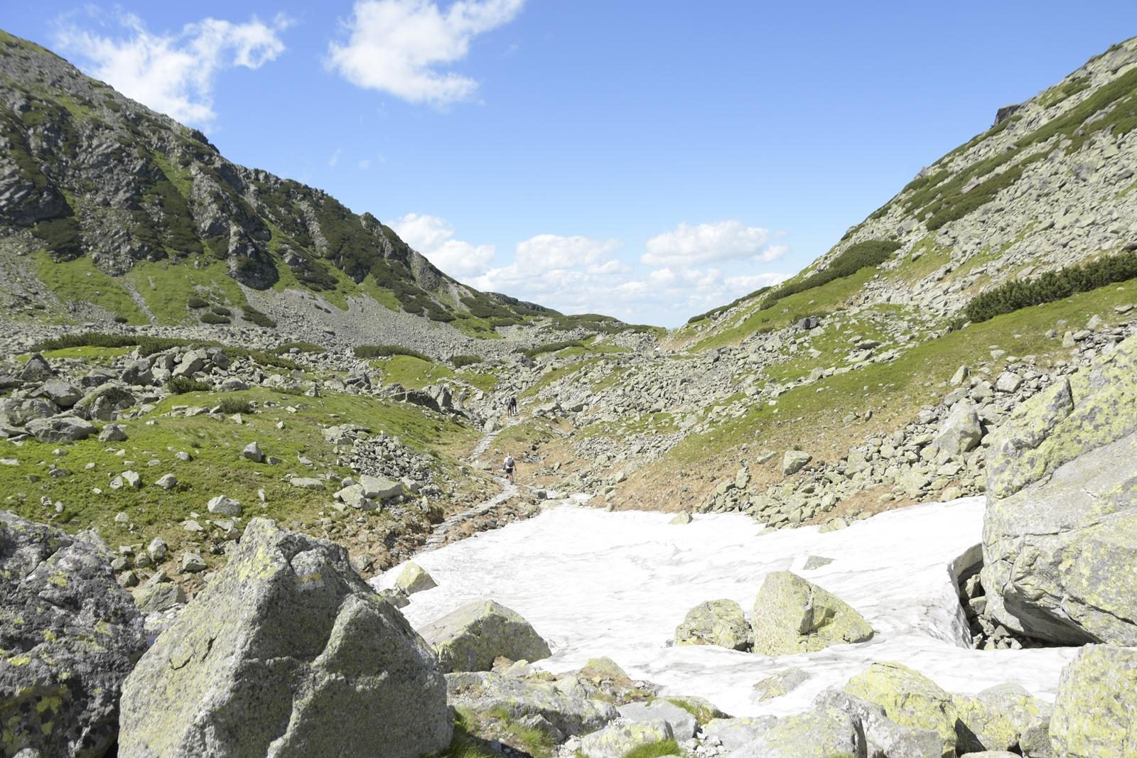 szlak od murowańca do przełęczy krzyżne