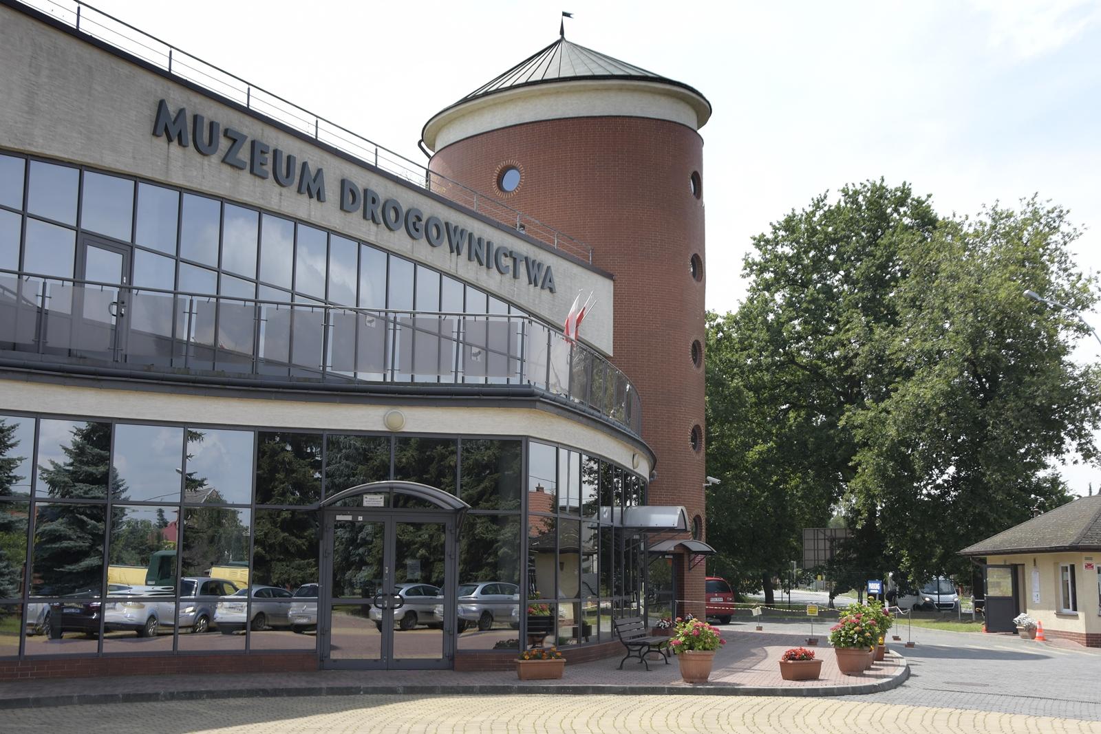 muzeum drogownictwa