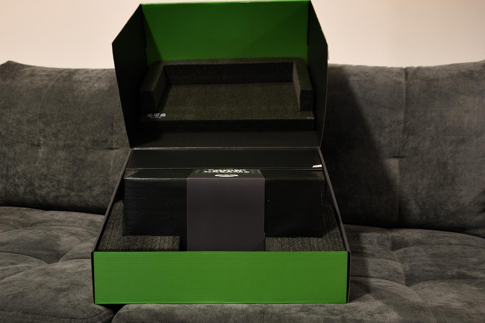 xbox series x wrażenia