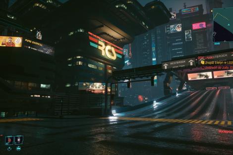 cyberpunk 2077 wrazenia