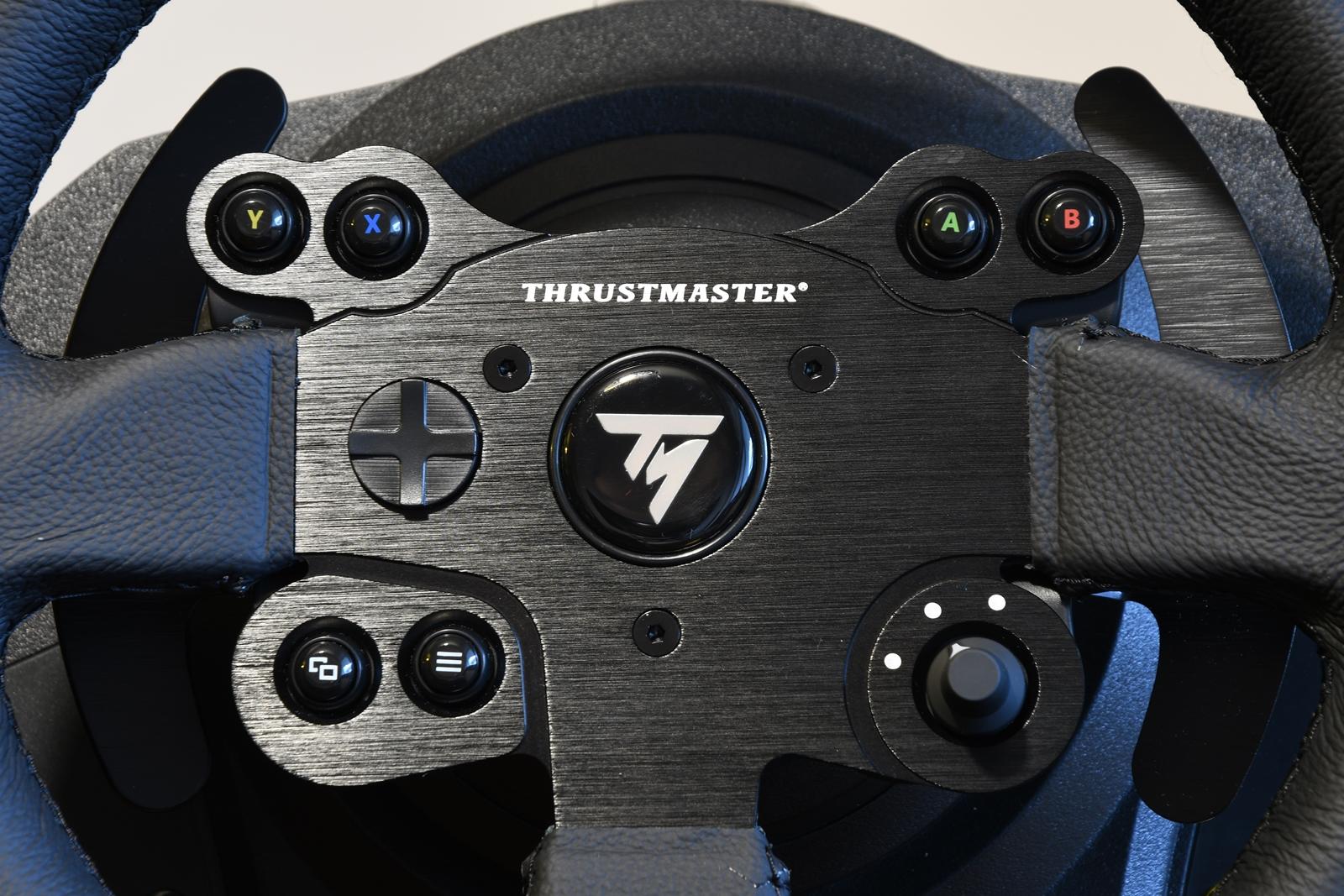 kierownica logitech czy thrustmaster