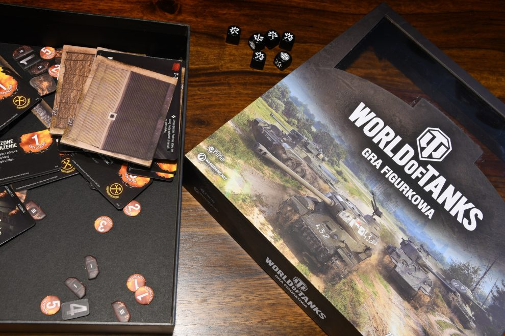 world of tanks gra figurkowa