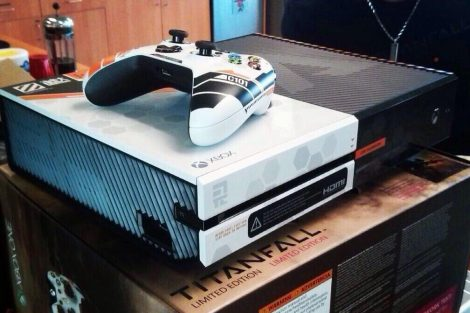 xbox one titanfall limited edition