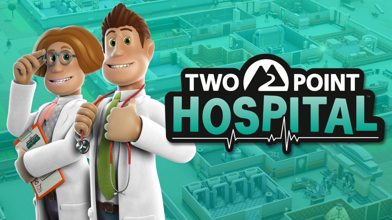 recenzja two point hospital jumbo edition