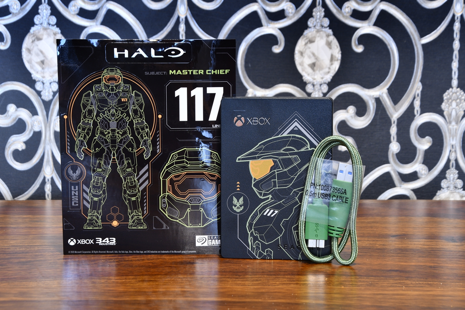 seagate halo master chief limited edition 2tb