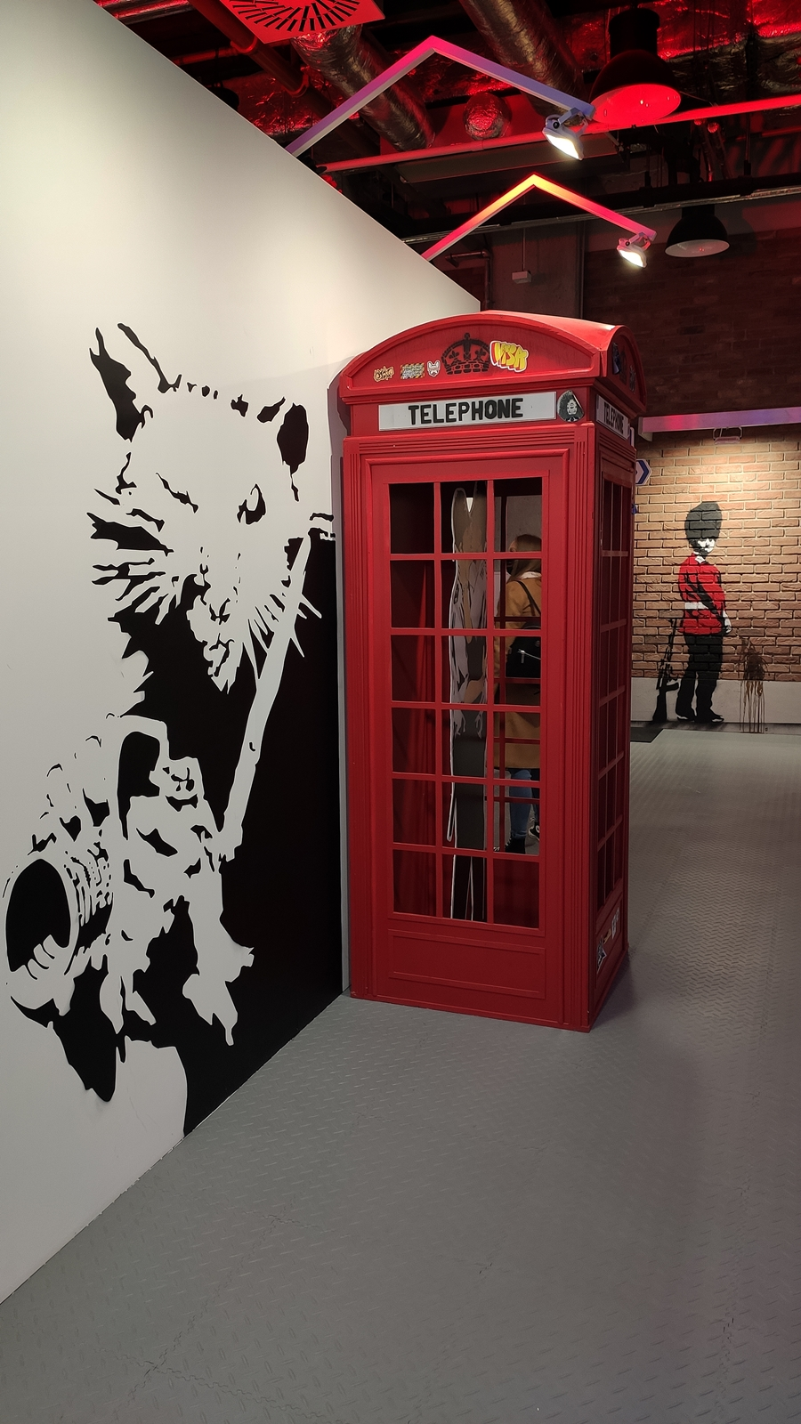 the art of banksy without limits