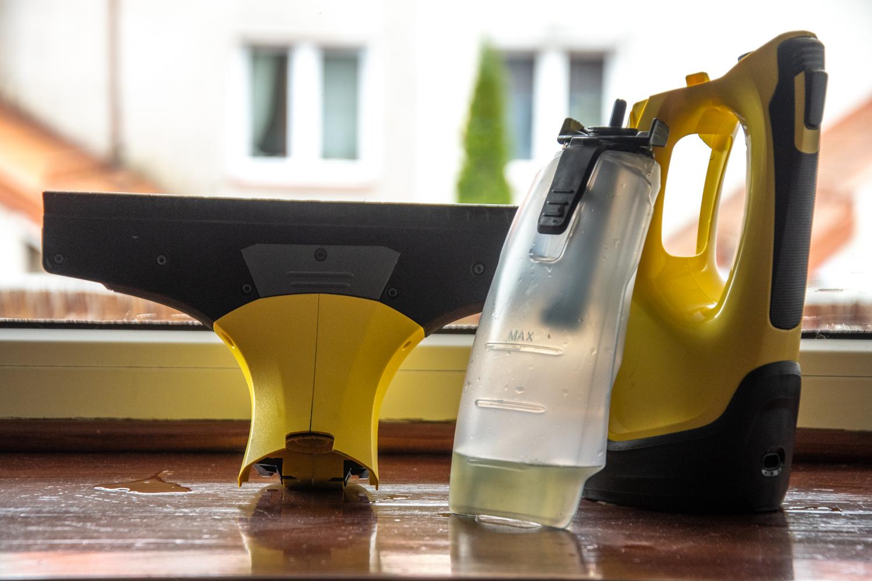 test myjki karcher wv5